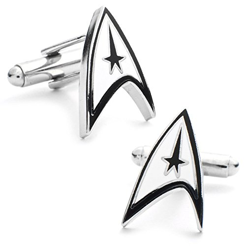 Officially Licensed Star Trek Cufflinks