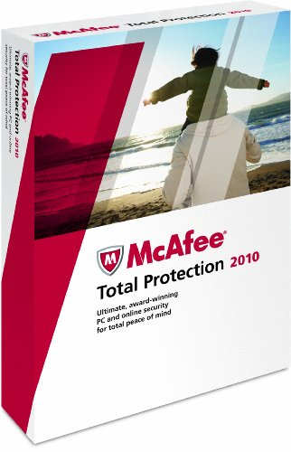 McAfee Total Protection 1User 2010 [Old Version]