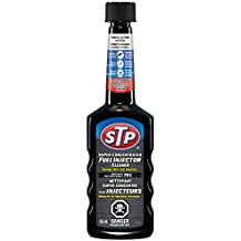STP Super Concentrated Fuel Injector Cleaner Fuel Additive, 155ml