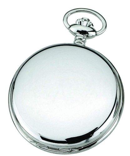 (Charles-Hubert, Paris 3575-W Mechanical Pocket Watch)