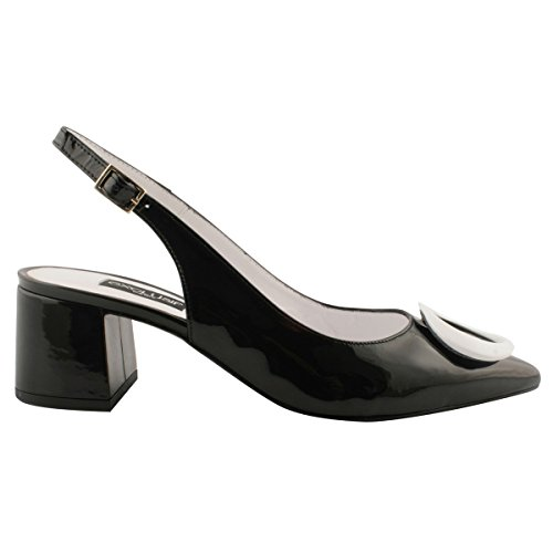 Chaussures Paris Noir à Talons Capucine Exclusif 6nO8qHWfw