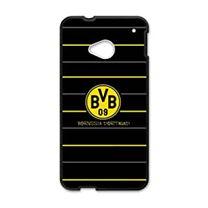 Happy BVB Borussia Dortmund Cell Phone Case for HTC One M7