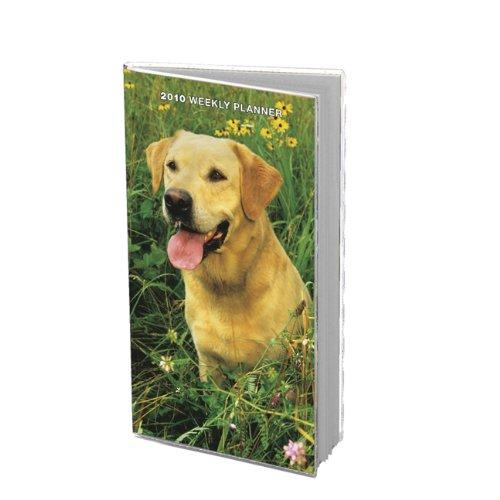 Retriever 2010 Calendar - Labrador Retrievers 2010 Weekly Pocket Planner