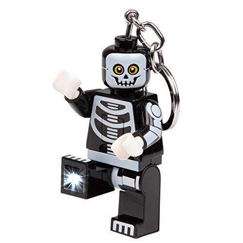 s Skeleton Key Light - Minifigure Key Chain with LED Flashlight ()