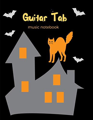 Guitar Tab Music Notebook: For Composing Guitar Music ()
