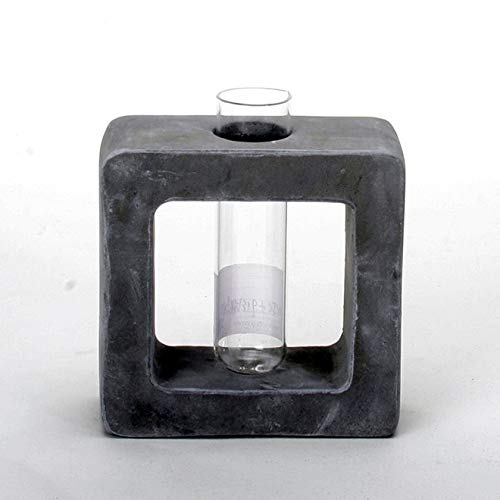 Frank Vase Lloyd Wright - SUMMIT COLLECTION Frank Lloyd Wright Organic Element Small Square Bud Vase