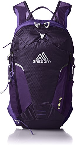 Gregory Mountain Products Maya 16 Liter Women s Day Hiking Backpack Trail Running, Mountain Biking, Travel Durable Straps and Hipbelt, Helmet Compatible Pocket Comfort on The Trail