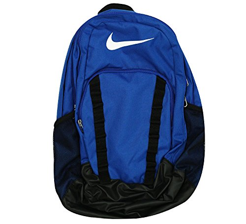 e4cdd97b875 Nike Brasilia 7 Backpack Game Royal Black White Size X-Large - Buy Online  in Oman.   Accessory Products in Oman - See Prices, Reviews and Free  Delivery in ...