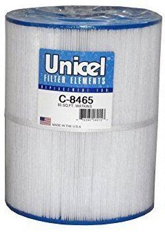 (Unicel C-8465AM Pool, Spa or Hot Tub Filter Cartridge, Blue)