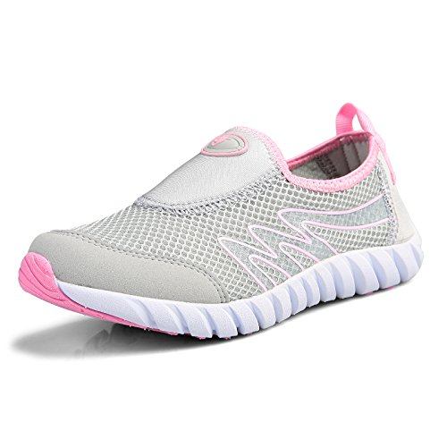 Verano Antideslizante de Deportivos de Zapatos Tela M39 Mamá powder Zapatos Malla de Zapatos gray Suave de Suela light de Hasag Transpirables Zapatos 6fwqX
