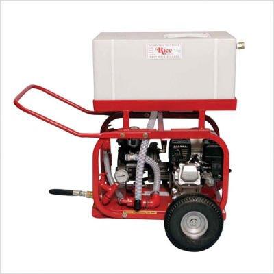 Hydrostatic Test Water Pump - Bundle-41 550 PSI Triple Diaphragm Hydrostatic Test Water Pump with 5.5 HP Briggs, Robin, or Honda Engine