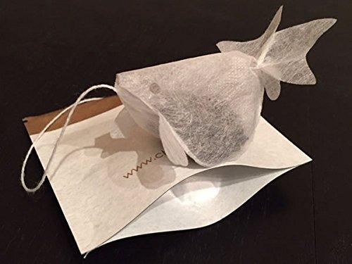 Charmvilla Goldfish Tea Bag - Rose Black Tea (Taiwan Original)