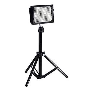 Neewer 174 Photography 304 Led Studio Lighting Kit Amazon Co