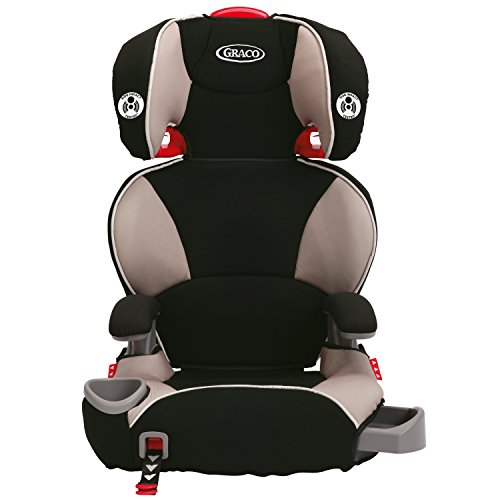 graco affix youth high back booster car seat with latch import it all. Black Bedroom Furniture Sets. Home Design Ideas