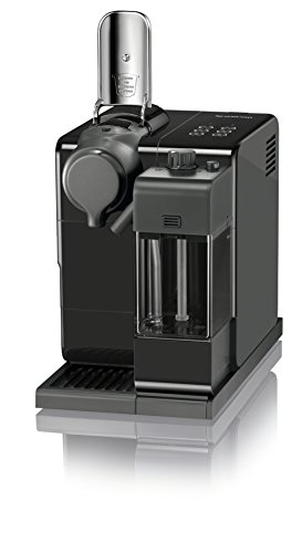 Nespresso Lattissima Touch Original Espresso Machine with Milk Frother by De'Longhi, Washed Black by DeLonghi (Image #3)