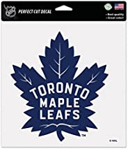 WinCraft NHL Toronto Maple Leafs 8x8 Perfect Cut Color Decal