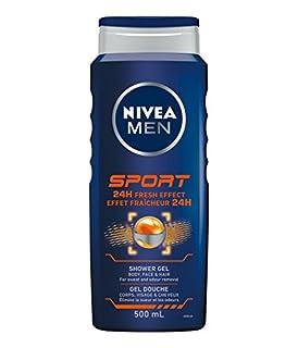 NIVEA MEN Sport 24H Fresh Effect Shower Gel, 500 mL (B06W5PRM93) | Amazon price tracker / tracking, Amazon price history charts, Amazon price watches, Amazon price drop alerts