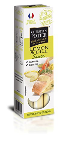 - Lemon Dill Sauce 5.07oz. Christian Potier