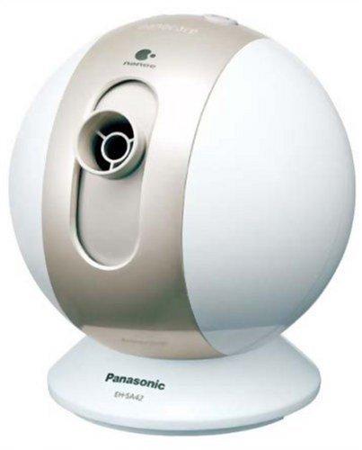 Panasonic Nanoe Daytime Ion Steamer EH-SA42-N Gold (Japan Import) For Sale