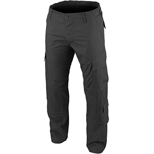 Teesar ACU Ripstop Combat Trousers Black size XL