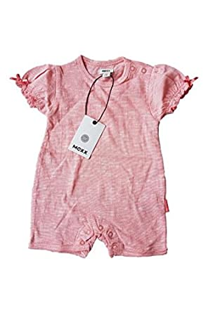 472071708687 Mexx Baby Girls Romper (0-3 Months) Pink  Amazon.co.uk  Clothing