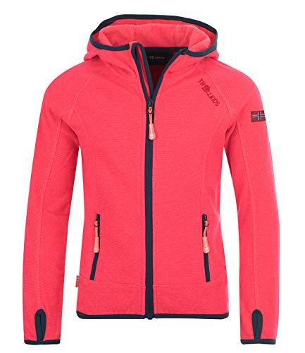 Trollkids Sandefjord fleece jas voor meisjes