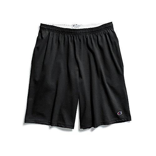 Champion Big Men's Jersey Short,,Black,,4XL