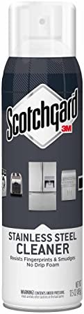 Scotchgard Stainless Steel Cleaner 17 5 Ounces