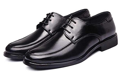 Gaorui Men s Casual Flats Pu Leather Shoes Lace up Dress formal Business  Oxford Classic - Buy Online in KSA. Apparel products in Saudi Arabia. 5f7f8f93eafe