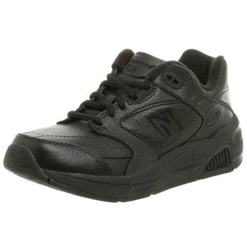 New Balance Women's WW926 Walking Shoe,Black,8 B
