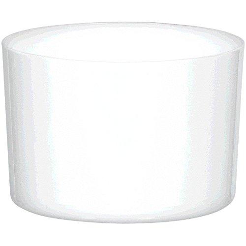 2.5 oz Amscan White Mini Bowls TradeMart Inc 357811.08 | 240 Ct