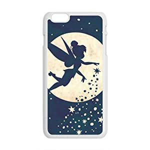 Romantic flying Flower FairyCell Phone Case for iPhone plus 6