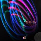 C&H Solutions LED Light Gloves Xmas Gift, Birthday