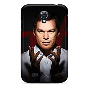 Shockproof Hard Phone Case For Samsung Galaxy S4 (ZXt21944UtxX) Customized High Resolution Dexter Movie Wonderful Skin