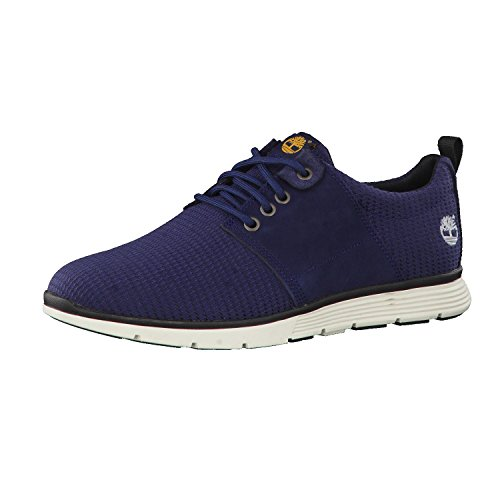 Timberland - Killington Oxford Black Iris Nubuck - Sneakers Uomo Black Iris