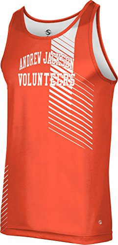 Price comparison product image ProSphere Men's Andrew Jackson High School Hustle Performance Tank (Apparel)