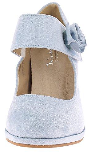 Zapatos Andrea De Mujer Vestir Conti Para Claro Azul PPrq5B