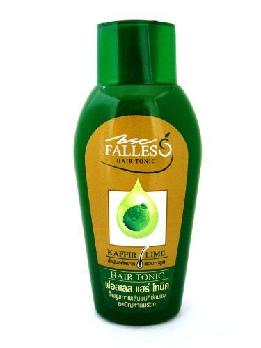 BSC Falles Hair Tonic Stop & Prevent Hair Loss Weakened Fall Falling Bald 90 Ml Made in Thailand by BSC