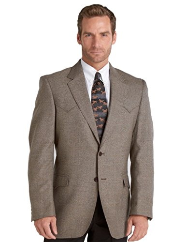 Circle S Men's Lambswool Plano Sport Coat – Secc10 32 61