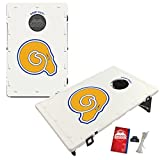 Victory Tailgate Albany State Golden Rams Baggo Cornhole Boards Set, NCAA Classic (Includes Matching Bags!)