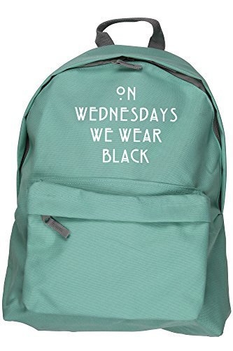x 18 Mint ON 21 Capacity ruck HippoWarehouse 31 42 Dimensions litres WEAR WE cm BLACK WEDNESDAYS Green backpack sack x anfqfUvO