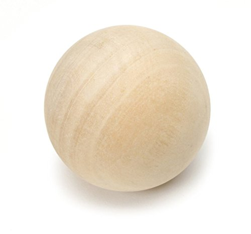 Natural Wooden Round Ball Woodpeckers