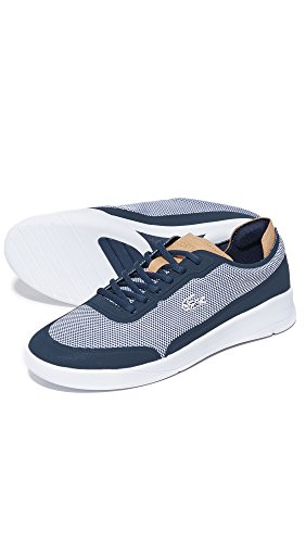 Lacoste Uomo Leggero Spirito Elite Sneakers Navy / Tan