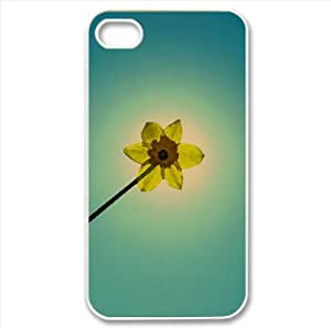 My Magic Wand Watercolor style Cover iPhone 4 and 4S Case (Spring Watercolor style Cover iPhone 4 and 4S Case)