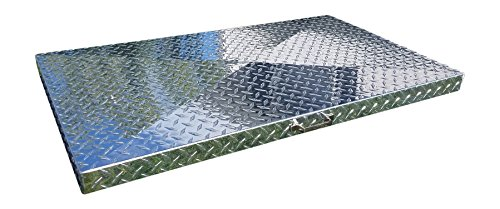 (Griddle Cover, Diamond Plate Aluminum, for 36-inch Blackstone Griddle )