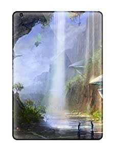 Excellent Design A New World Phone Case For Ipad Air Premium Tpu Case by mcsharks