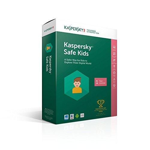 Kaspersky Safe Kids 2017 | 1 Device | 1 Year | Download [Online Code]