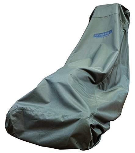 Premium Lawn Mower Cover - Heavy Duty 600D Fabric, Tear Resistant, Water Resistant & UV Protected Cover for Your