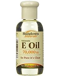 Sundown Vitamin E Oil 70000 IU, 2.5 fl oz