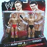 WWE Dual Impact: Drew McIntyre And Cody Rhodes Figure 2-Pack - Series #11